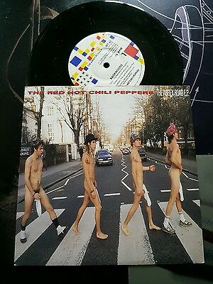 """Red Hot Chili Peppers Abbey Road EP 7"""" vinyl"""