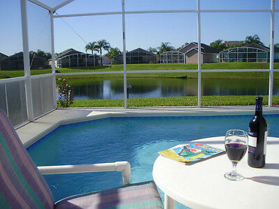 Villa with private pool to rent - holiday rental near Disney Orlando Florida