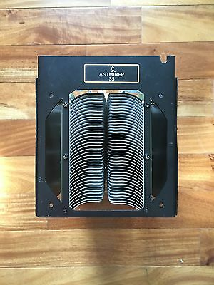Antminer S5 bitcoin 1.07 Th