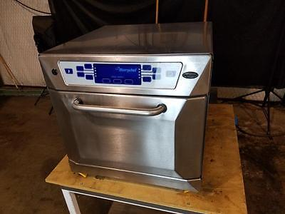 2009 MERRYCHEF 402s V4 TURBO RAPID COOK OVEN...... VIDEO DEMO.....RECONDITIONED