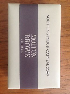 Molton Brown Soothing  Milk And  Oatmeal Soap 75g