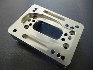 GO KART ENGINE MOUNT PRE DRILLED FOR ROTAX IAME X30 AND KA100 ENGINES - 30mm