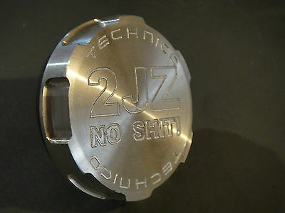 2JZ NO S#!T! Billet Oil Cap