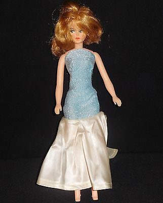 1964 Blonde American Character Tressy Doll  V Leg  First Issue