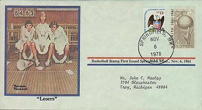 1978 - Norman Rockwell - Commemorative Society - Losers