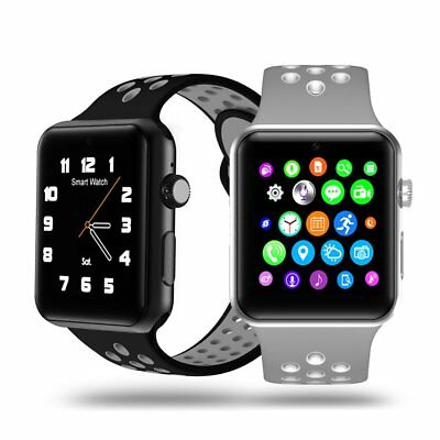 XGODY DM09Plus Bluetooth Smart Wrist Watch SIM GSM Phone For Android iPhone 6/7s