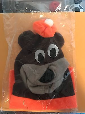 A&W Rooty Bear puppet NOS Root Beer Kid's Meal toy