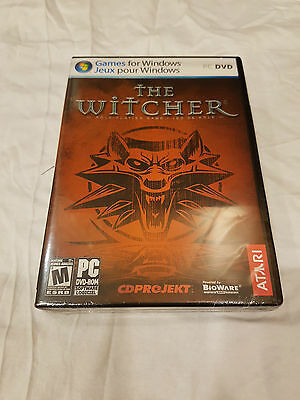 The Witcher for PC NEW Sealed
