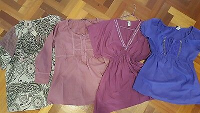 Maternity tops size 14