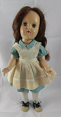 """Vintage IDEAL 14"""" Doll Toni P-90 Early 1950s"""