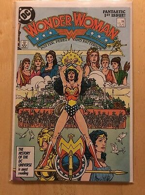 Wonder Woman #1 (1987) VF-NM + 6 Issues