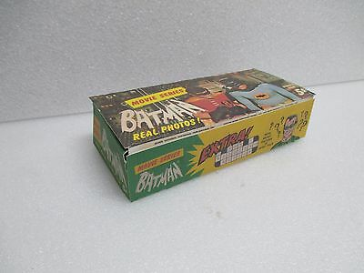 Topps  O-PEE-CHEE 1966 Batman Riddler Back Repro box with repro decoder
