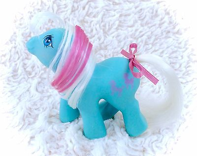 G1 My Little Pony Baby Fifi First Tooth Original 1984 Vintage MLP Babies Kawaii