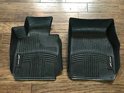 2014 BMW 335i front all weather floor mats