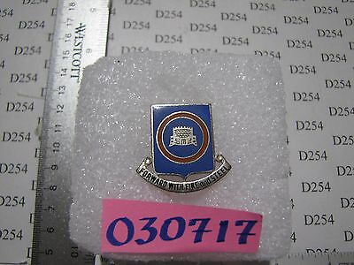 Army 42nd ARMORED INFANTRY Regiment Crest DI dui cb NHM