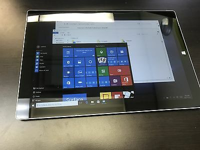 Microsoft Surface Pro 3 Tablet Intel i5 240 GB SSD 8GB RAM-KEYBOARD