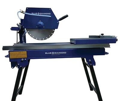 "Bricksaw 14"" 350Mm - 2.3Hp Electric Motor - Brick Saw Stone Saw *free Delivery*"