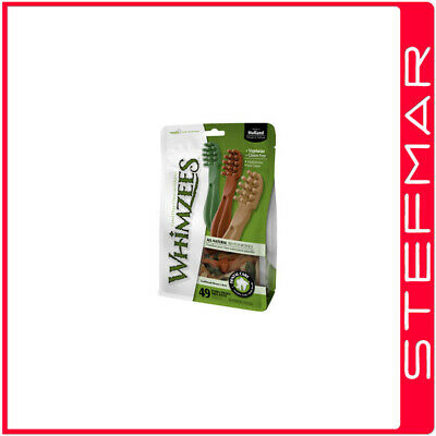 Whimzees Canine Toothbrush Star XSmall 48pk 360g