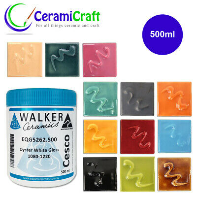 Cesco Gloss Glaze 500ml Ceramic Pottery