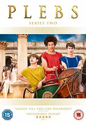 Plebs - Series 2 [DVD] [2014] - DVD  6QVG The Cheap Fast Free Post