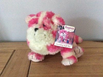 BAGPUSS soft toy - Golden Bear Products - 40cm nose to end of tail