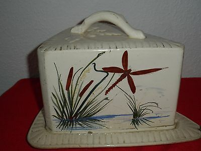 VINTAGE Large Cheese Dish.