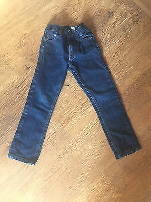 Next Boys Blue Jeans Age 5 Years