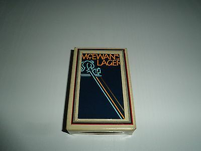 Mc.ewan's Lager.vintage Playing Cards.made In France