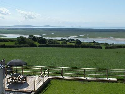 4 STAR **** WEST WALES HOLIDAY COTTAGE, STUNNING VIEWS, sleeps 8  JULY FROM £675