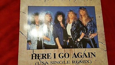 Whitesnake: Here I Go Again (USA single remix)