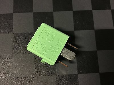 New BMW Green Relay 61368373700, 61 36 8 373 700
