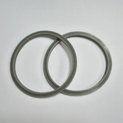 Replacement Grey Rubber Seals Gasket For NUTRIBULLET 900W Extractor Blade Lids