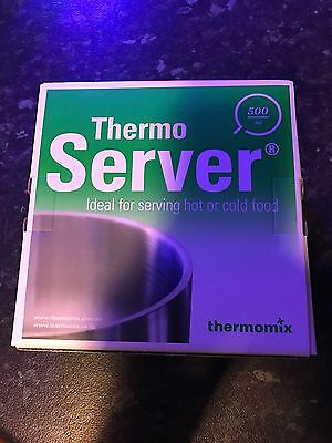 Thermomix Thermoserver 1 x  Mini 500ml New in Box