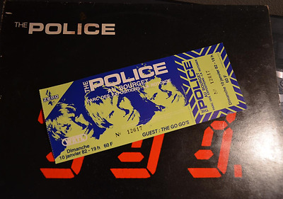 The Police  Au Bourget  1982