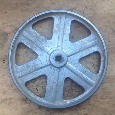 """Delta Rockwell 14"""" Band Saw Lower Wheel LBS-304-S Bottom"""
