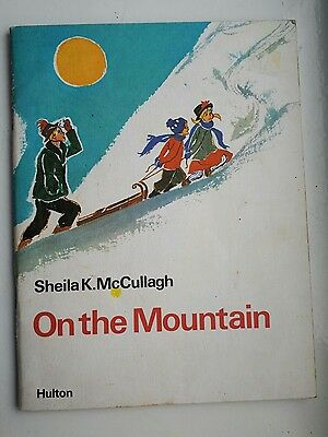 Sheila K McCullagh - On the Mountain - Hulton Very Good