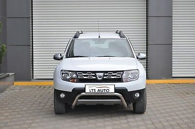 Dacia Duster Chrome Axle Nudge Bar Stainless Steel Bull Bar 2013 Onwards