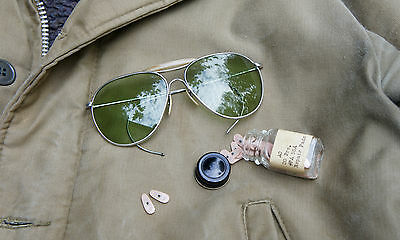 NOSE PADS for WWII American Optical AO vintage Aviator Sunglasses  AN-6531