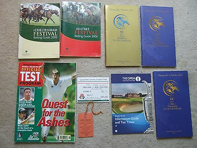 programme aintree festival betting guide 2006