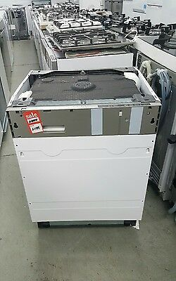 Brand New KENWOOD KID60S15 Full-size Integrated Dishwasher, A++, RRP £230