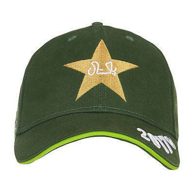 Official ICC Champions Trophy 2017 Pakistan Cricket Cap, Size Adult @ £15 each !