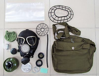 Russian Military Gas Mask PMK-2. Full Set! New!