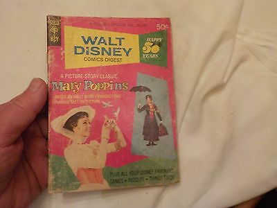 Walt Disney Comics Digest Mary Poppins