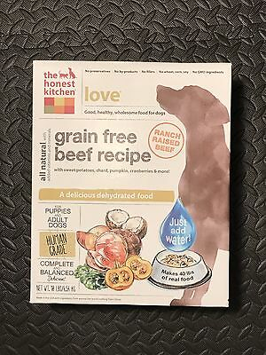 [BRAND NEW] 10lb box of Honest Kitchen LOVE dehydrated human grade dog food