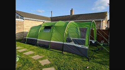 Hi Gear Enigma 5 Tent With Canopy
