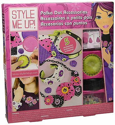 Style Me Up SMU Polka Dot Accessories
