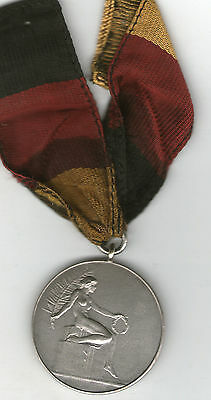 Physical Excellence Exhibition 1935 Nude Medal