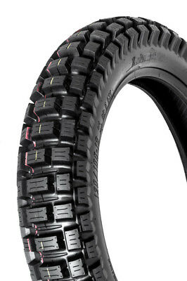 Motoz Xtreme Hybrid 110-100-18 Rear Motorcycle Tyre - Enduro Trials Dot Approved