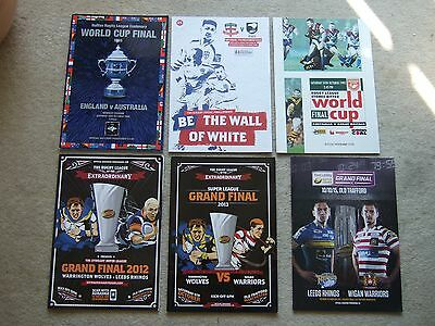 programme world cup final 24/10/92 australia v great britain at wembley