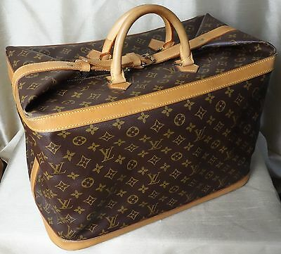 "Louis Vuitton ""CRUISER BAG"" Monogram Canvas - mittlere Größe - 100% Original"
